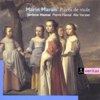 "Jerome Hantai Suite No. 9 in C Minor (from ""Pièces de viole, Livre III, 1711""): V. Courante"