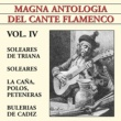 Various Artists Magna Antología Del Cante Flamenco vol. IV