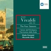 """Bruno Cavallo/I Solisti dell'Orchestra Filarmonica della Scala/Riccardo Muti Flute Concerto in G Minor, RV 439, """"La Notte"""" (No. 2 from """"6 Concerti a flauto traverso"""", Op. 10) : II. Allegro (Fantasmi)"""
