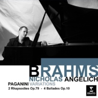 Nicholas Angelich Variations on a theme by Paganini, Op. 3, Book II, Op. 35, No. 2: Variation 14. Presto, ma non troppo