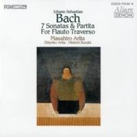 有田正広 フルートと通奏低音のためのソナタ ホ長調 BWV 1035 I- Adagio ma non tanto