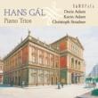ドリス・アダム、カリーン・アダム&クリストフ・シュトラートナー ハンス・ガル:ピアノ三重奏曲集