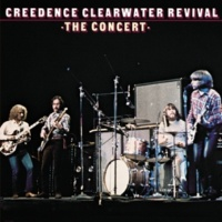 Creedence Clearwater Revival Travelin' Band [Live]