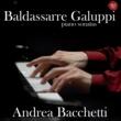 Andrea Bacchetti ガルッピ:ピアノ・ソナタ集