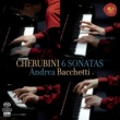 Andrea Bacchetti ケルビーニ:6つのピアノ・ソナタ