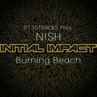 N!SH Burning Beach (The Third Man and CaZ Mix)