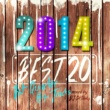 Various Artists 2014 BEST 20 -1st Quarter Hit Tracks- mixed by DJ Getfunky