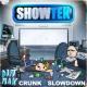 Showtek Crunk / Slow Down
