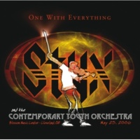 Styx/The Contemporary Youth Orchestra And Chorus Of Cleveland Fooling Yourself (The Angry Young Man) [2006/Live At Blossom Music Center, Cleveland]