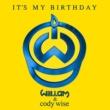 will.i.am イッツ・マイ・バースデイ feat.コーディー・ワイズ (feat.Cody Wise)