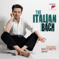 Andrea Bacchetti フランス組曲第5番ト長調BWV816 / II.クーラント