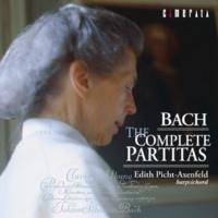 エディット・ピヒト=アクセンフェルト パルティータ 第4番 ニ長調 BWV828: Courante