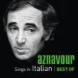 Charles Aznavour Aznavour Sings In Italian - Best Of