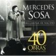 Mercedes Sosa 40 Obras Fundamentales