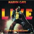 マーヴィン・ゲイ MARVIN GAYE/ LIVE AT