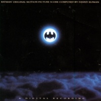 Danny Elfman Attack Of The Batwing