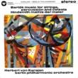 Herbert von Karajan Bartok: Music for Strings, Percussion and Celesta - Hindemith: Symphony (Mathis der Maler)