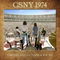 Crosby, Stills, Nash & Young Fieldworker (CSNY 1974)