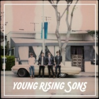 Young Rising Sons Red & Gold