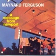 Maynard Ferguson A Message From Newport