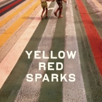 Yellow Red Sparks Buy Me Honey