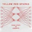 Yellow Red Sparks My Machine Gun