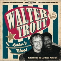 Walter Trout Bad Love