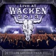 Various Artists Live At Wacken 2013