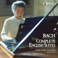 エディット・ピヒト=アクセンフェルト イギリス組曲 第1番 イ長調 BWV806: VI. Bourree