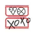 EXO-K The 1st Album 'XOXO' (KISS Ver.)