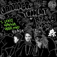 Toddla T Danny Weed & Jammer I Don't Wanna Hear That (Mella Dee Remix)