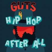 GUTS The Forgotten (Don't Look Away) [feat. Quelle Chris & Denmark Vessey]