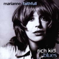Marianne Faithfull Crazy Lady Blues