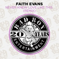 Faith Evans Never Knew Love Like This (Remix Instrumental)