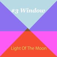 Light Of The Moon #3 Window