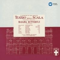 """Maria Callas, Lucia Danieli, Renato Ercolani, Orchestra del Teatro alla Scala di Milano, Herbert von Karajan Madama Butterfly, Act 2: """"Vespa! Rospo maledetto!"""" (Butterfly, Suzuki, Goro)"""