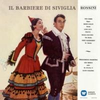 """Maria Callas, Luigi Alva, Tito Gobbi, Fritz Ollendorff, Nicola Zaccaria, Alceo Galliera, Philharmonia Orchestra Il barbiere di Siviglia, Act 2: """"Buona sera, mio signore"""" (Rosina, Count Almaviva, Figaro, Bartolo, Basilio)"""