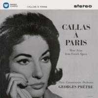 """Maria Callas, Georges Prêtre, Orchestre de la Société des Concerts du Conservatoire La Damnation de Faust, Op. 24: """"D'amour l'ardente flamme"""" (Marguerite)"""