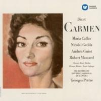 """Jacques Mars, Choeurs René Duclos, Orchestre de l'Opéra National de Paris, Georges Prêtre Carmen, Act 2: """"Vivat! vivat le Toréro!"""" (Chorus, Zuñiga)"""