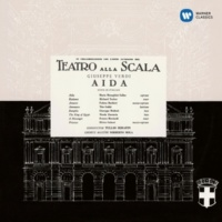 """Maria Callas, Orchestra del Teatro alla Scala di Milano, Tullio Serafin Aida, Act 3: """"O patria mia"""" (Aida)"""