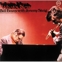 Bill Evans/Jeremy Steig Time Out For Chris