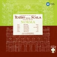 """Maria Callas, Edda Vincenzi, Orchestra del Teatro alla Scala di Milano, Tullio Serafin Norma, Act 2: """"Olà! Clotilde!"""" (Norma, Clotilde)"""