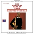 Ornette Coleman The Shape of Jazz To Come (Mono)