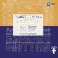 """Maria Callas, Nicola Rossi-Lemeni, Orchestra del Teatro alla Scala di Milano, Tullio Serafin I Puritani, Act 1: """"Sai com'arde in petto mio"""" (Elvira, Giorgio)"""