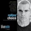 Booker Ervin Rollins' Choice (Blue Note Selections by Henry Rollins)