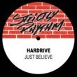 Hardrive Just Believe