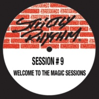 Session #9 Welcome To The Magic Sessions (Tedd's Big Room Mix)