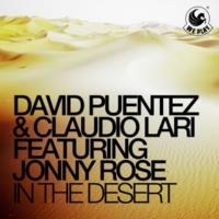 David Puentez & Claudio Lari In the Desert (feat. Jonny Rose) (Original Mix)