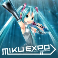 ryo(supercell) こっち向いて Baby -MIKU EXPO 2014 in INDONESIA Live- (feat. 初音ミク)