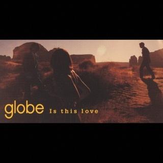 globe Is this love(STRAIGHT RUN)